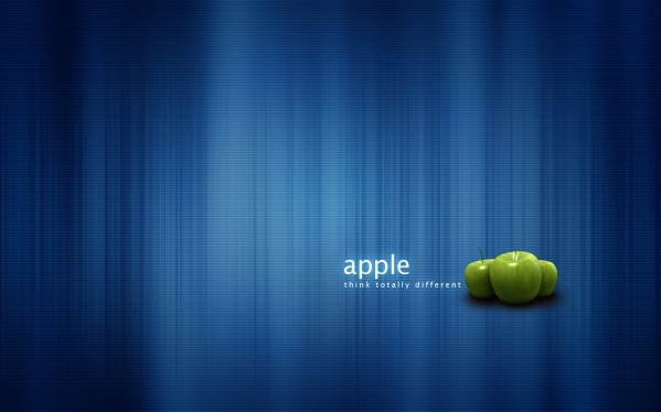 Apple-think-totaly-different